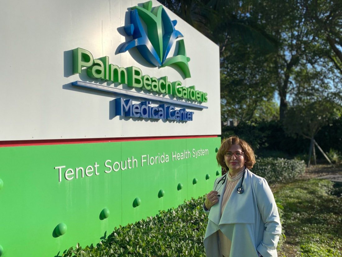 Dr Alla Weisz Primary Care Palm Beach Gardens
